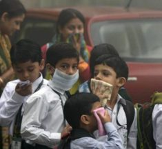 Hindistanda havanın çirkliliyi insan ömrünü 4 il azaldır