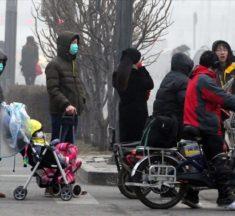 Çində yoluxucu xəstəliklərdən 1901 nəfər öldü